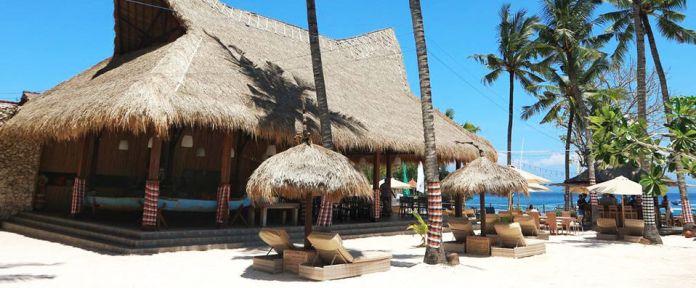 Le Nusa Beach Club ★★★★, Nusa Lembongan - VeryChic ...