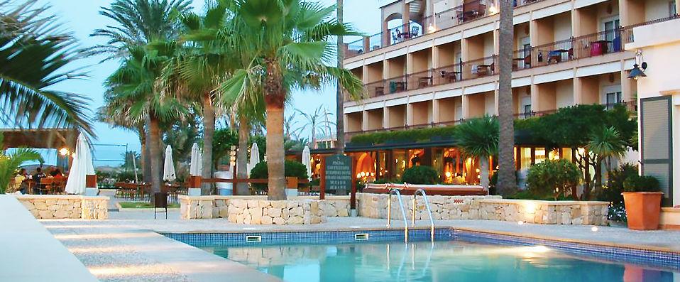 Hotel Los Angeles Denia Verychic