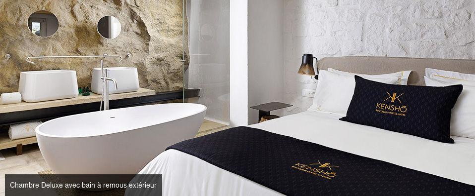 Kensho Boutique Hotel & Suites ★★★★★. Mykonos - VeryChic - Ventes Privées d'Hôtels Extraordinaires