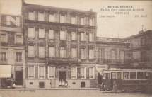 Gina Hotel Bordeaux Train Station Site Officiel