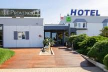 Hotel Le Provencal Bordeaux Lac Site Officiel