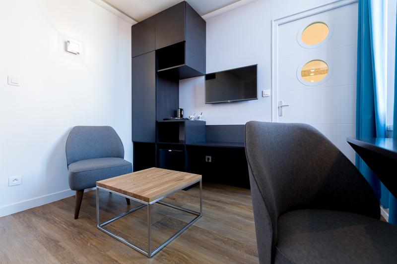 Chambre Balno  Htel Regina Bordeaux