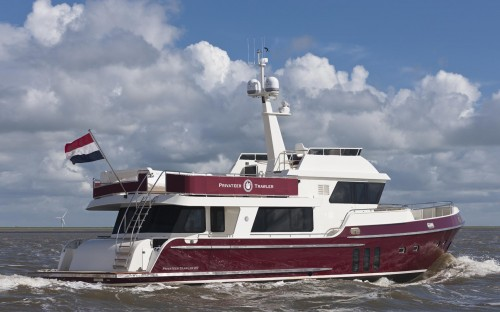 Dutch E4 Coming To Fall Show JW Yachts Adds Privateer To
