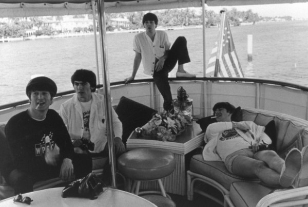 Paul McCartney Selling His Old Trawler Photo Gallery