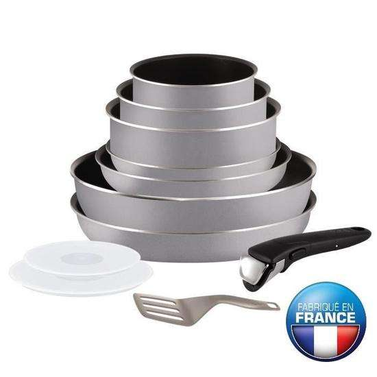 Batterie De Cuisine Tefal Ingenio Induction
