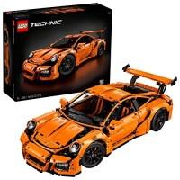 Jeu de Construction Lego Technic - Porsche 911 GT3 RS ...