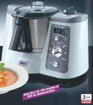 Robot Cuisine Cuisson
