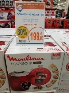 Cookeo Pas Cher Leclerc : cookeo, leclerc, Multicuiseur, Moulinex, Cookeo, CE851500, Intelligent, Recettes, 59.7€, Tickets, E.Leclerc), Saint, Armand, Dealabs.com