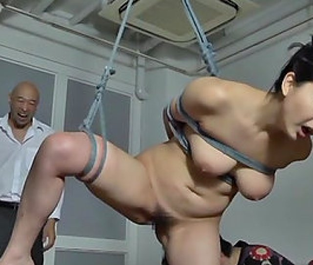 Lovely Asian Tied And Fucked Before Getting Vengeance In Story Porno