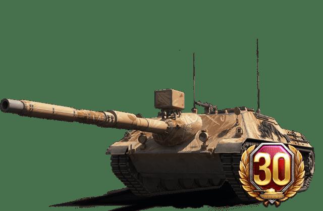 Day 5 - Kanonenjagdpanzer 105