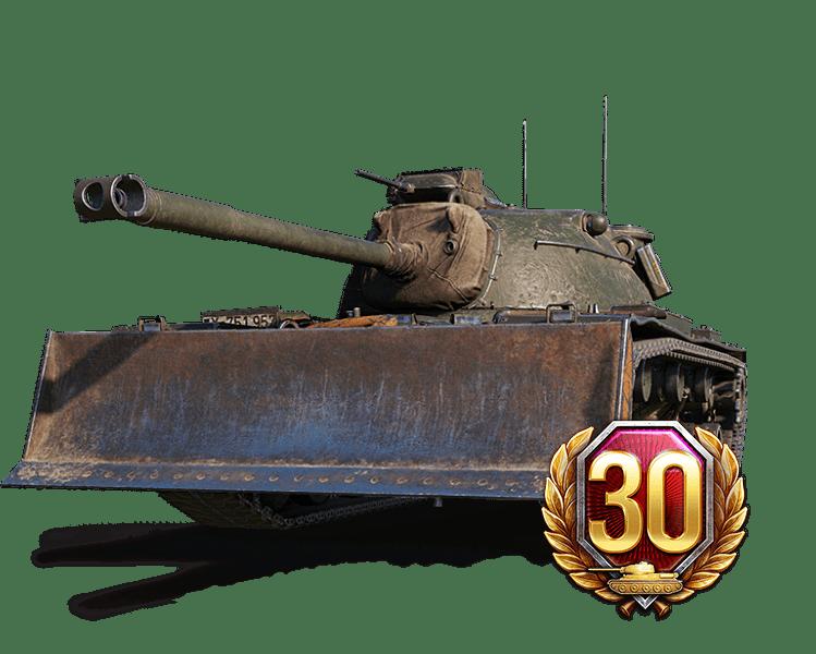 Day 10 - M48 Rpz.