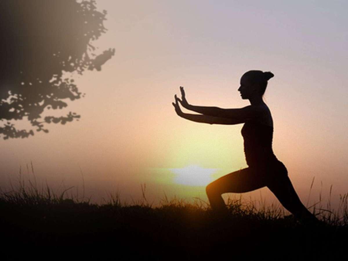 CORPO: Alimentação e Fitness CURSO DE CHI KUNG ONLINE