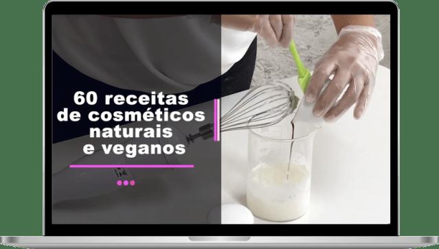 60 receitas de Cosméticos Naturais e Artesanais Artemísia