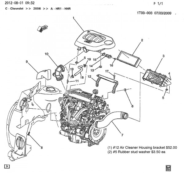 [HX_1656] Chevrolet Cobalt Engine Diagram Download Diagram