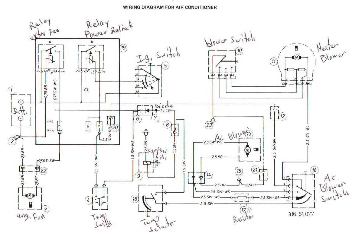 York Air Conditioner Wiring Diagrams