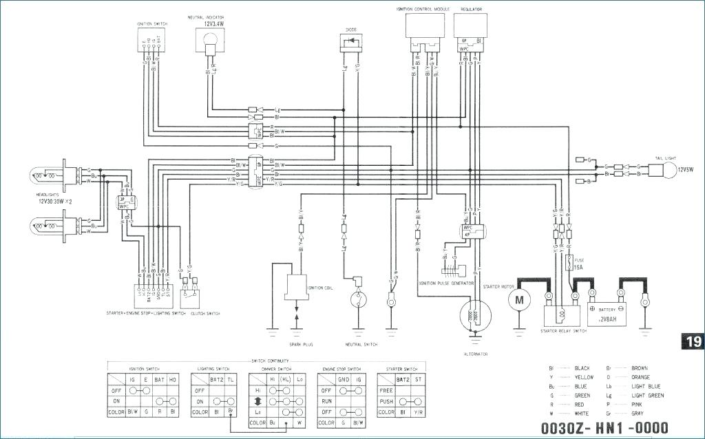 Xr400 Wiring Diagram / Australian Xr400 Wiring Diagram