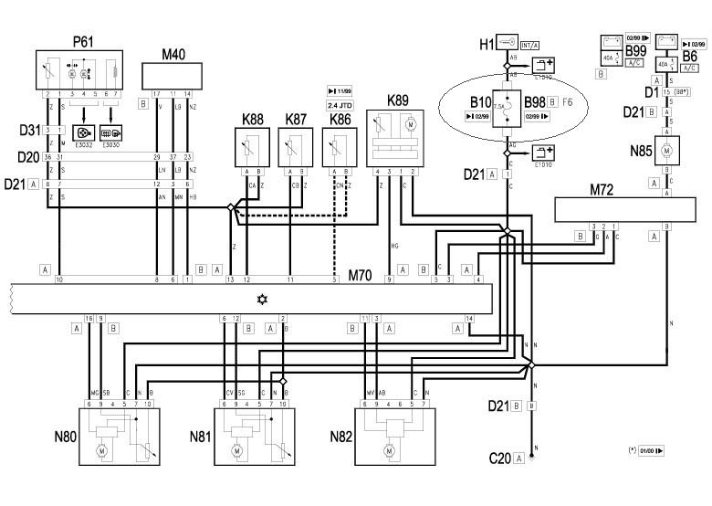 [MZ_0072] Webasto Thermo Top Z C D Wiring Diagram