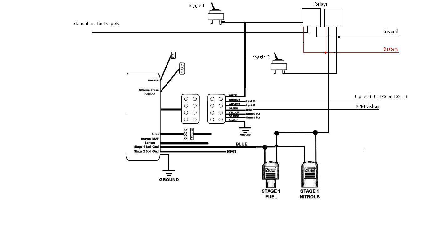 [LV_9722] Nos Mini Progressive Controller Wiring Diagram