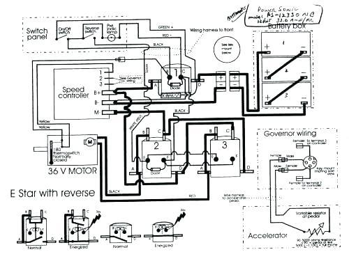 [ES_0788] Yamaha Golf Cart Wiring Diagram 2Gf Wiring Diagram