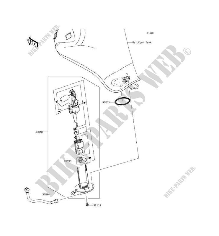 [XM_8535] Motorcycle Fuel Pump Diagram Free Diagram
