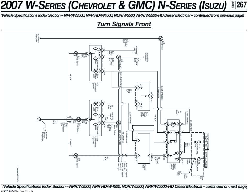 [HA_7093] Isuzu Frr Wiring Schematic Wiring Diagram