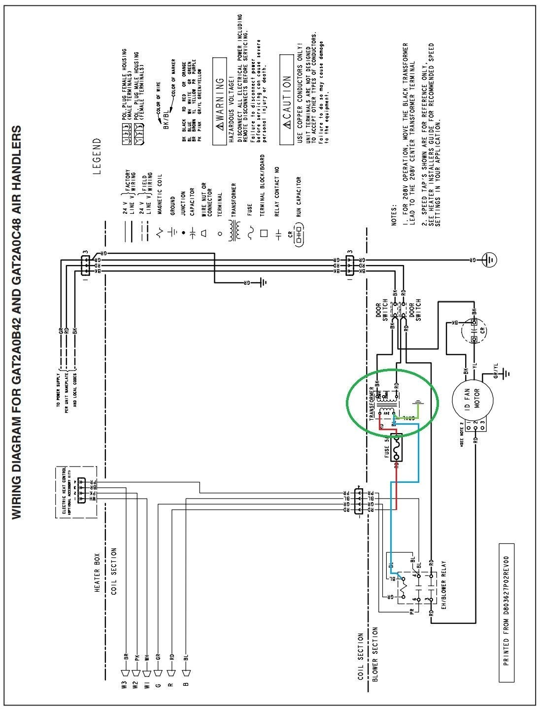Trane Xe90 Wiring Diagram For Your Needs