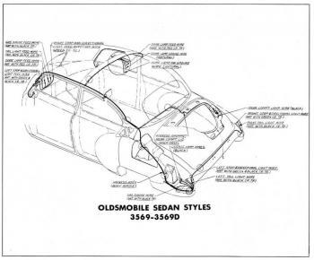 [ZD_1108] 1949 Oldsmobile Wiring Diagram Schematic Wiring