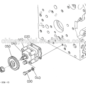 [NB_8837] For Kubota Diesel Engine Fuel System Diagram For