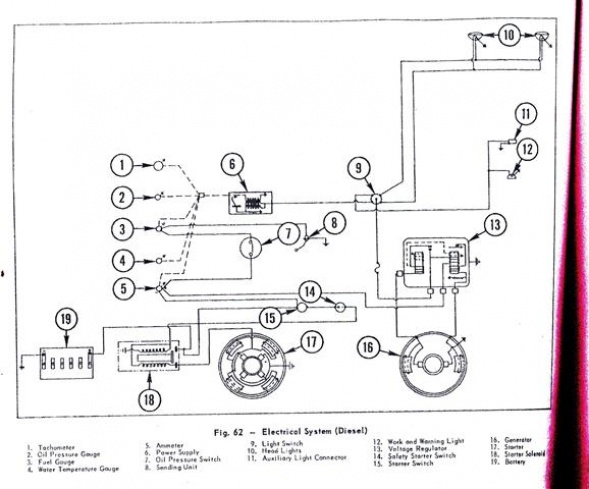 [XE_7623] Mf Tractor Wiring Diagram Wiring Diagram