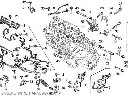 2000 Honda Pport Engine Diagram : Pin De Chuck Fink En Crv