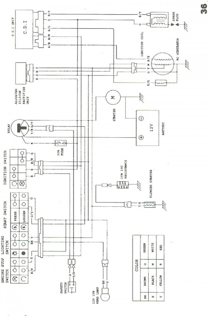 [GD_1123] 150 Wiring Diagram Additionally Crossfire Gy6