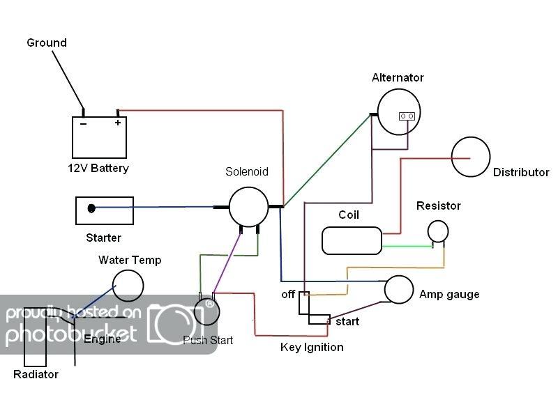 [HE_3457] 9N Wiring Diagram Yesterday39S Tractors Free Diagram