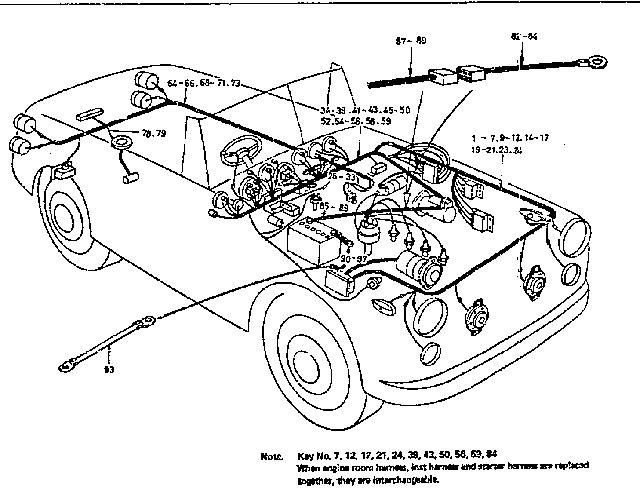 [KB_7239] 1968 Datsun Wiring Diagram Schematic Wiring