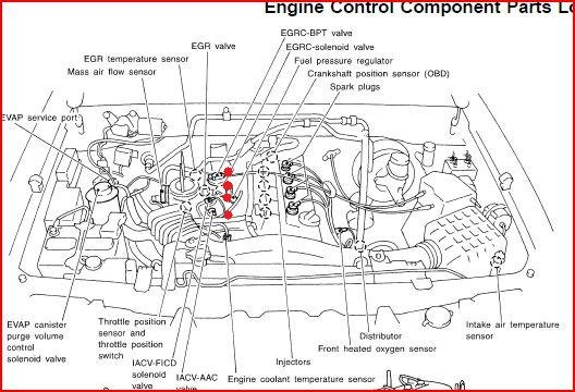 [RT_8436] Nissan Frontier Cooling System Diagram Nissan