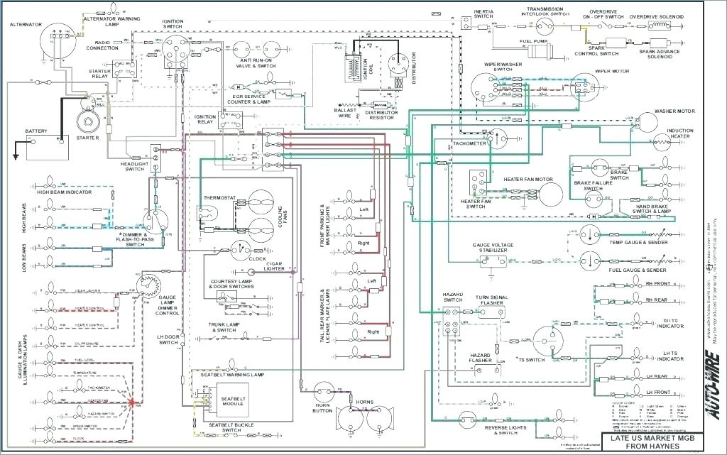 [DO_4766] Mgb Alternator Wiring Diagram Wiring Diagram