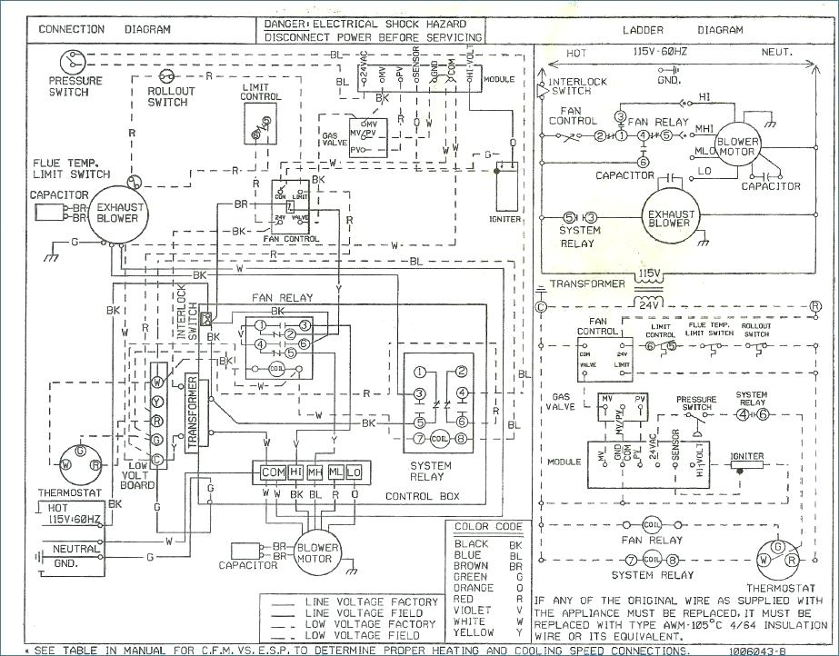 [SX_8618] Gas Furnace Wiring Diagrams Download Diagram