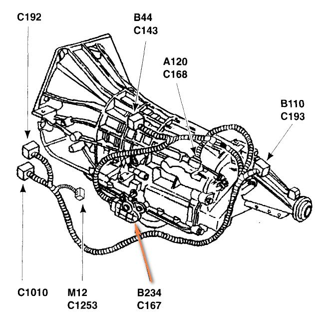 [FR_2913] Ford Taurus Transmission Wiring Schematics Free
