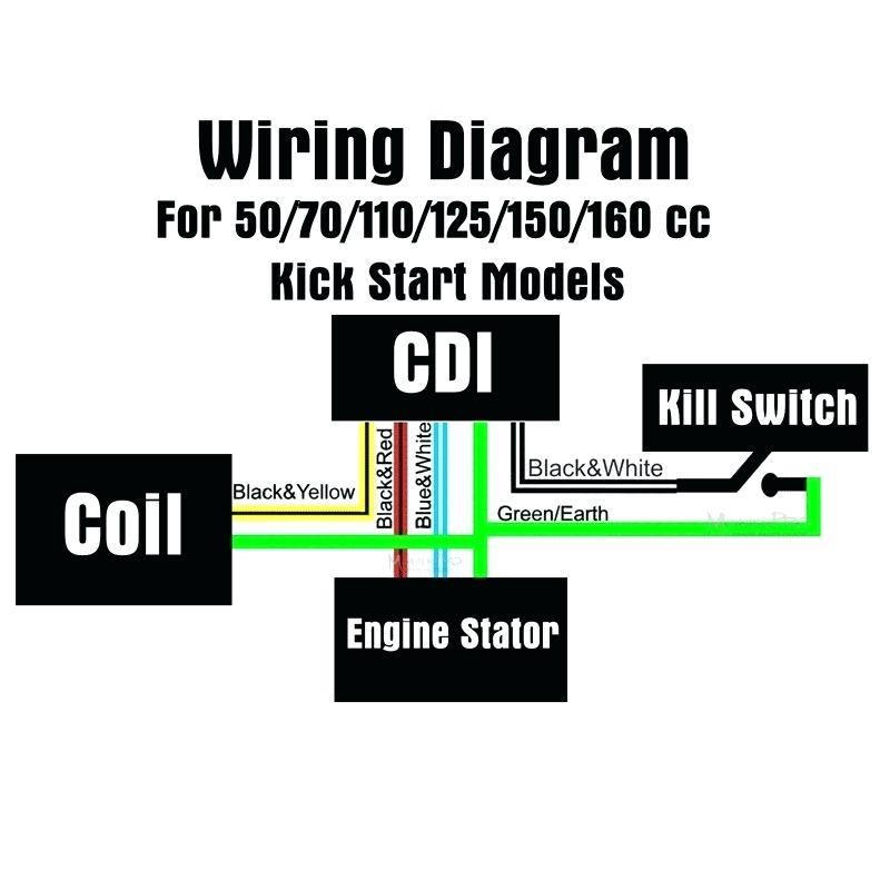 [YK_5718] 110Cc Ignition Wiring Schematic Wiring