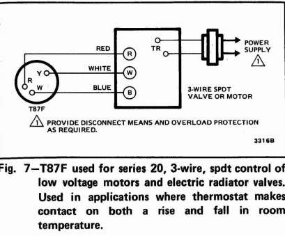 [HY_8411] Wiring Honeywell Thermostat Ct410B Free Diagram