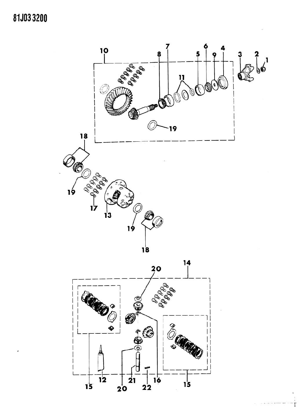 [GA_4493] Dana 60 Front Axle Parts Diagram Additionally