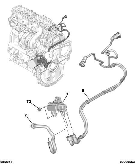 [LT_3803] Peugeot Vacuum Diagram Free Diagram