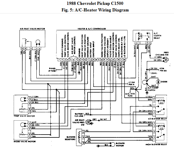 [DIAGRAM] Pace Arrow Motorhome Wiring Diagram For 1990