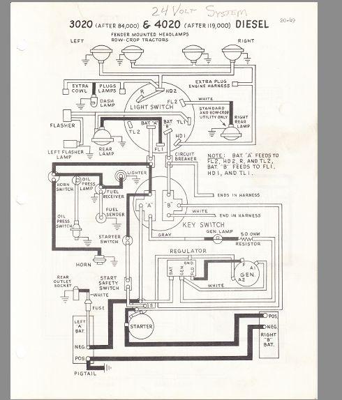 [NB_1607] Info John Deere Wiring Information John Deere