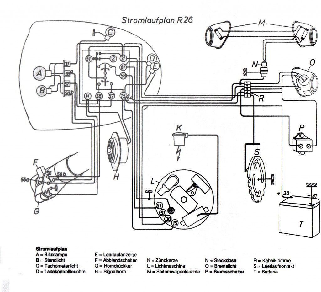 [DV_5074] Bmw K100Rs Wiring Diagram Schematic Wiring