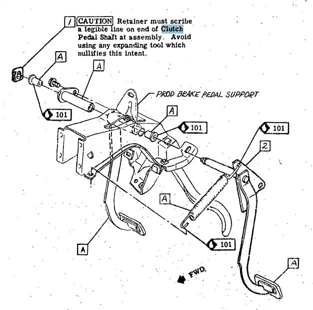 [GF_9936] Chevy Truck Clutch Linkage Diagram Download Diagram