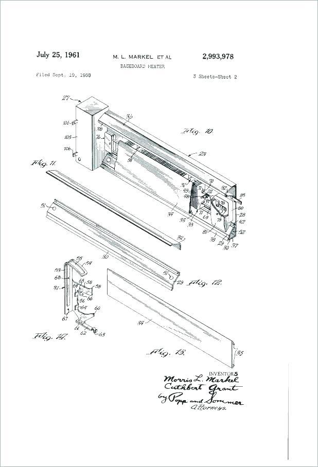 Fahrenheat Hydronic Baseboard Heater Wiring Diagram