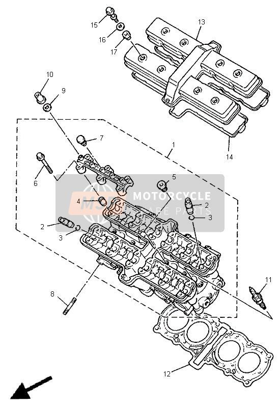 Yamaha Thundercat Wiring Diagram