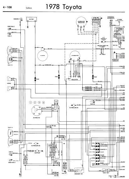 1997 toyota celica wiring diagram  schematic wiring diagram