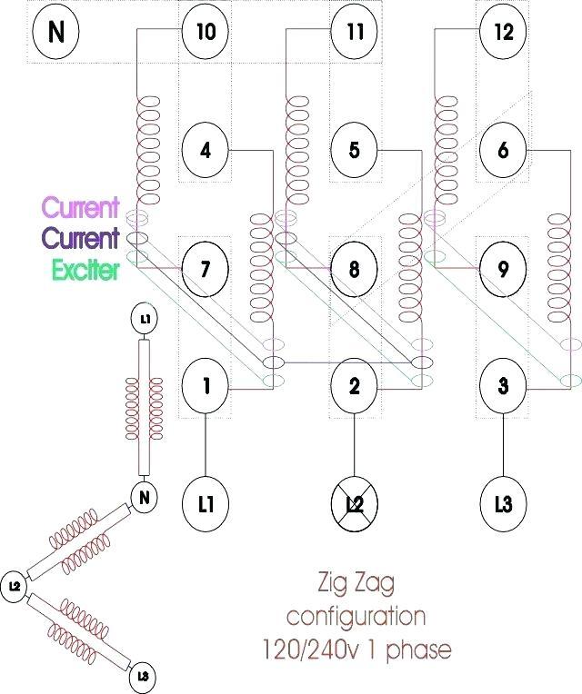 [WC_0676] 240V Generator Plug Wiring Wiring Diagram