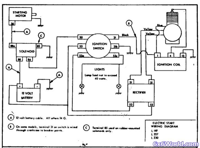 Small Engine Wiring Diagram | hobbiesxstyle | Gx390 Coil Wiring Diagram |  | hobbiesxstyle